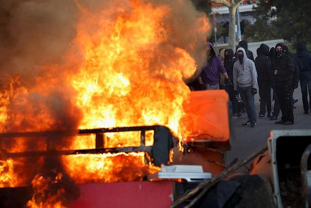 Amazon asked Spanish police to intervene in warehouse strike: report