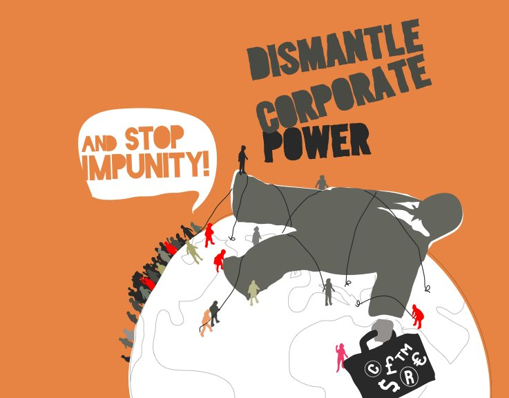 corporate power and the developing world