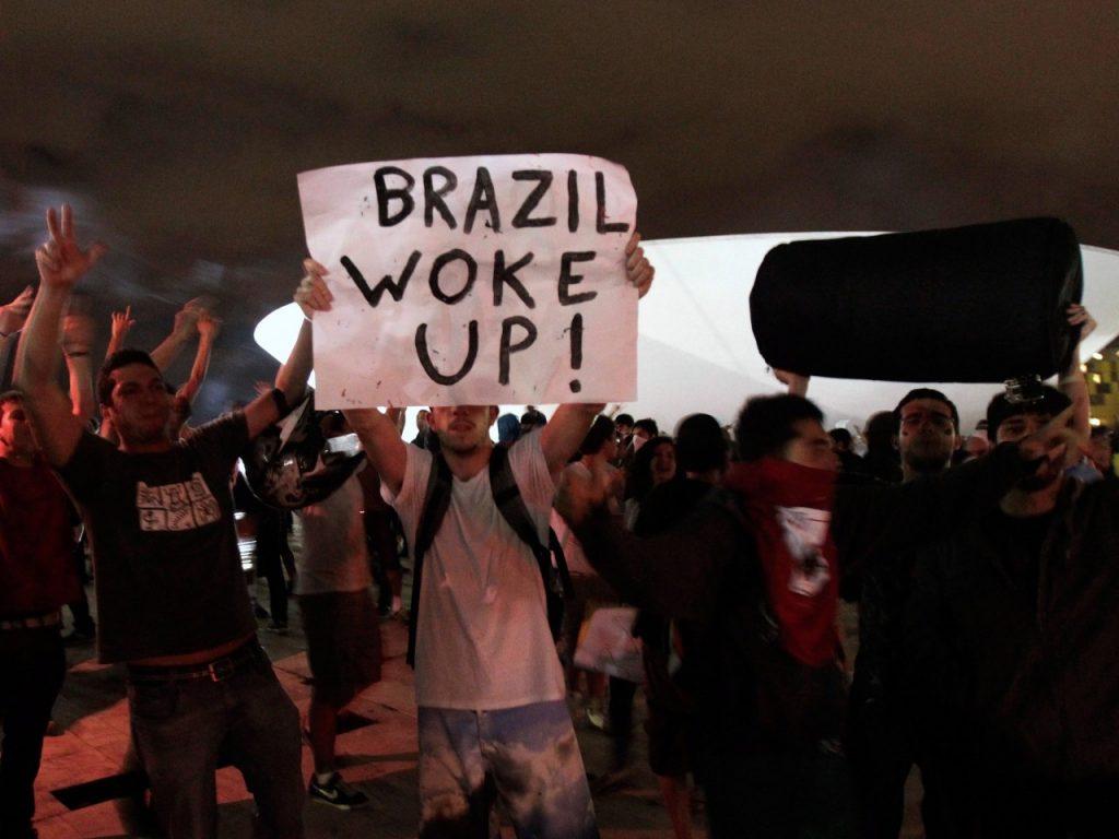 Brazil Woke Up