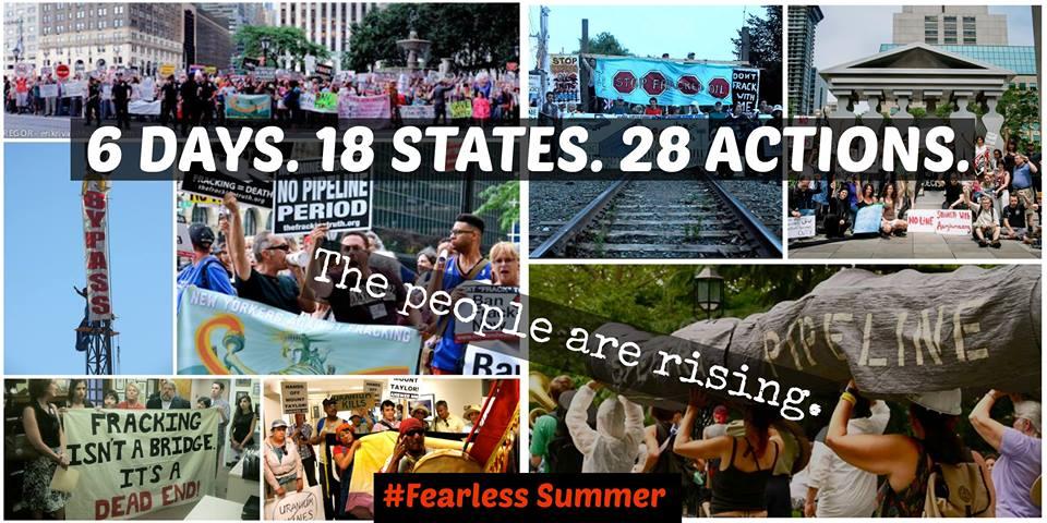 Fearless Summer Six Days