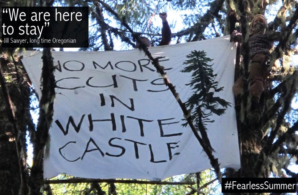 No More Cuts in White Castle
