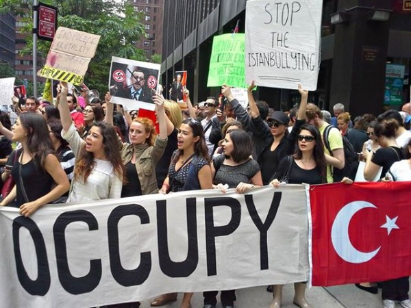 Occupy Turkey Solidarity