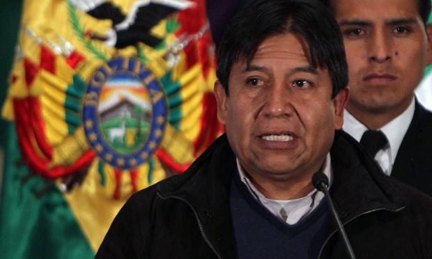 Portugal denied a landing of Bolivian President Evo Morales plane