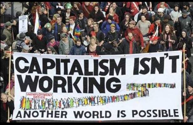 Capitalism Isn't Working