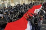 Egitto, scontri al Cairo in secondo anniversario rivolte