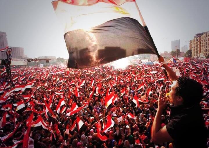arab spring throughout egypt essays