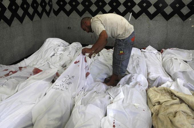 Egypt deaths
