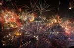 Egyptians celebrate Morsi exit