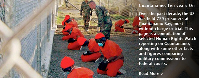 Guantanamo Ten Year On