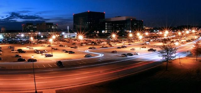 NSA-at-night
