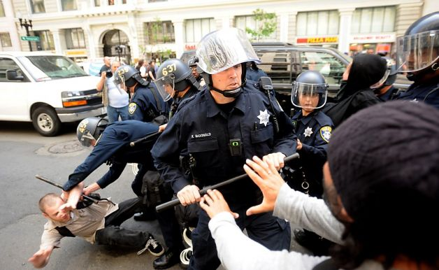 police abuse their authority One aspect of the police abuse problem, the project believes, is that the police tend to abuse certain people partly because they think these individuals don't know their rights, or don't know how to assert their rights.