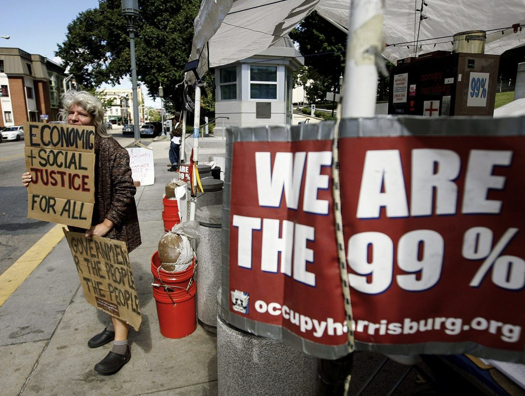Occupy Social Justice for All