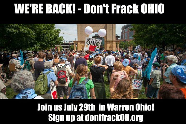 Ohio Fracking