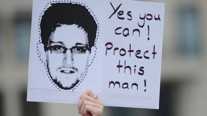Snowden Yes You Can Protect This Man