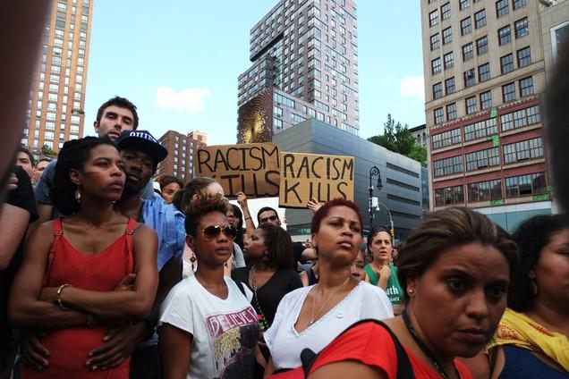 Trayvon Racism Kills