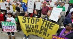 Women -- stop the war on women
