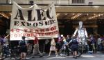 ALEC Protest