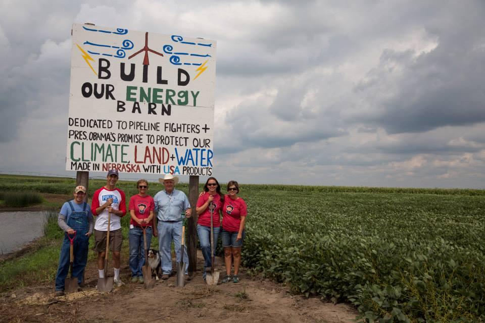 Bold Nebraska Key organizers
