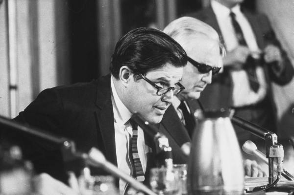 Church Committee hearings 2