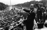 The civil rights leader Martin Luther KI