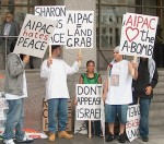 AIPAC Protest