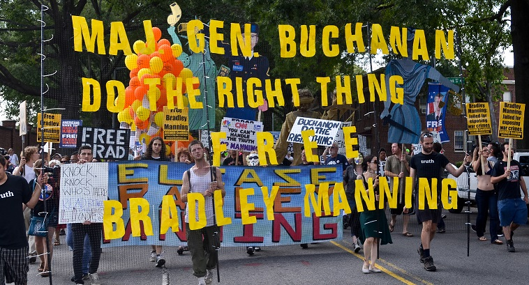 Manning General Buchanan banner