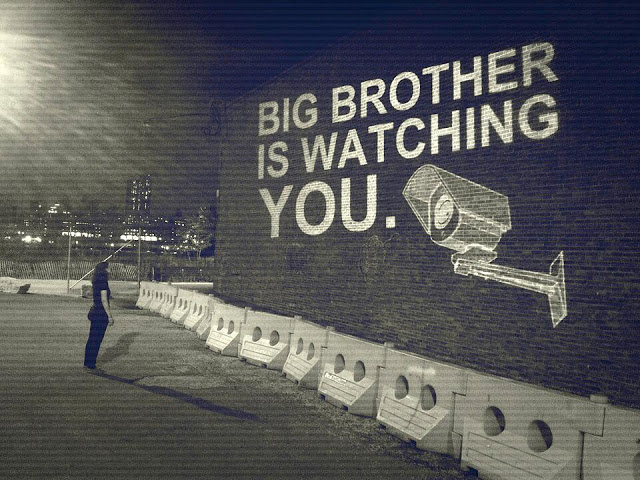 NSA Big Brother is Watching You