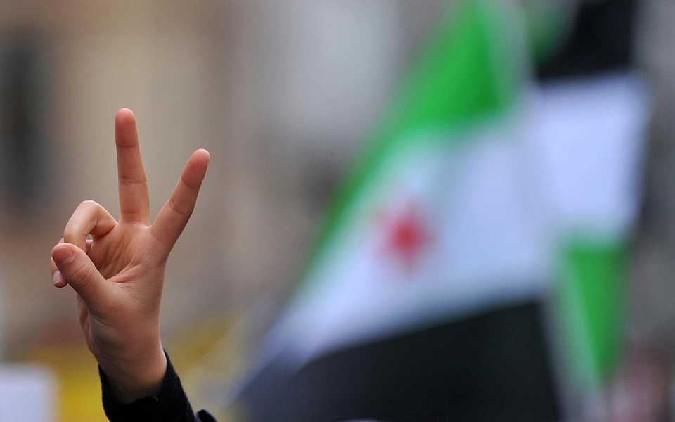 SYria's ignored nonviolent resistance movement