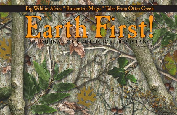 Earth First Cover