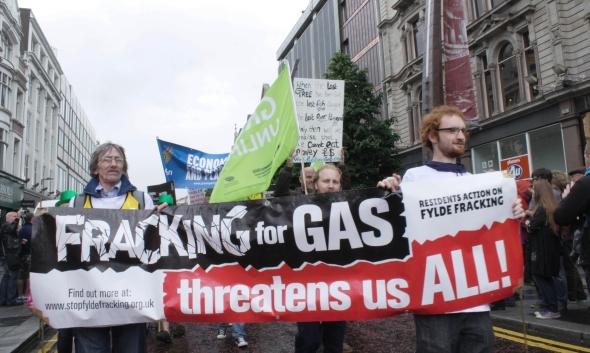Fracking threatens us All