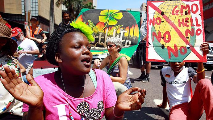 March Against Monsanto October 12, 2013