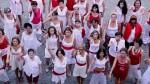 One Billion Rising women fists