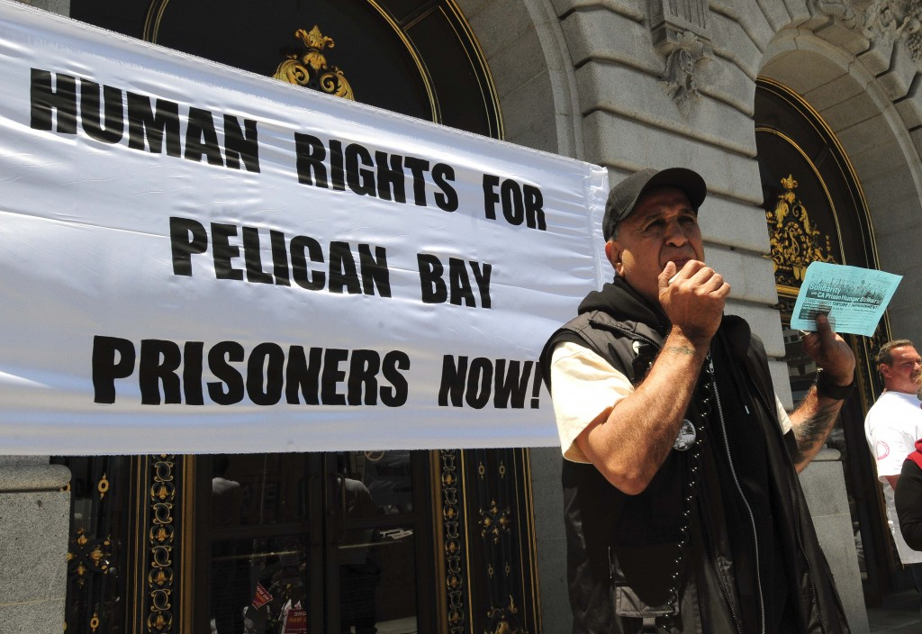 Pelican Bay  Human Rights for Hunger Strikers