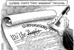 We the Corporations toon