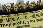Fukushima Protest, Tokyo