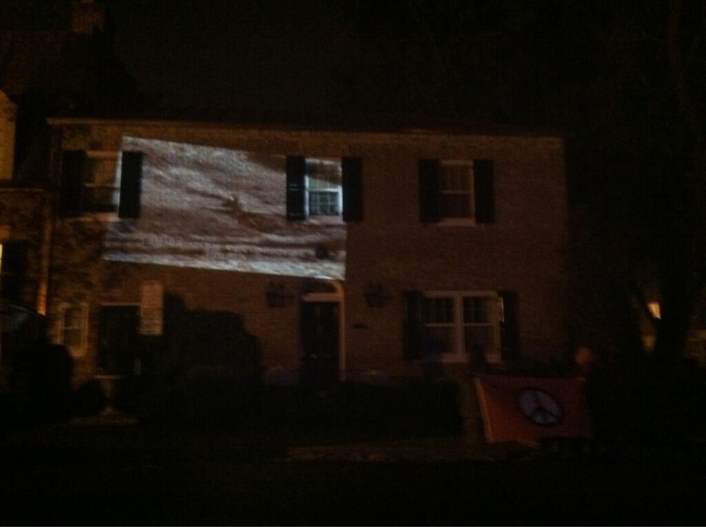 Drone documentary on Jeh Johnson's house