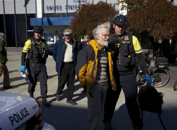 Postal Protectors arrests in Portland OR