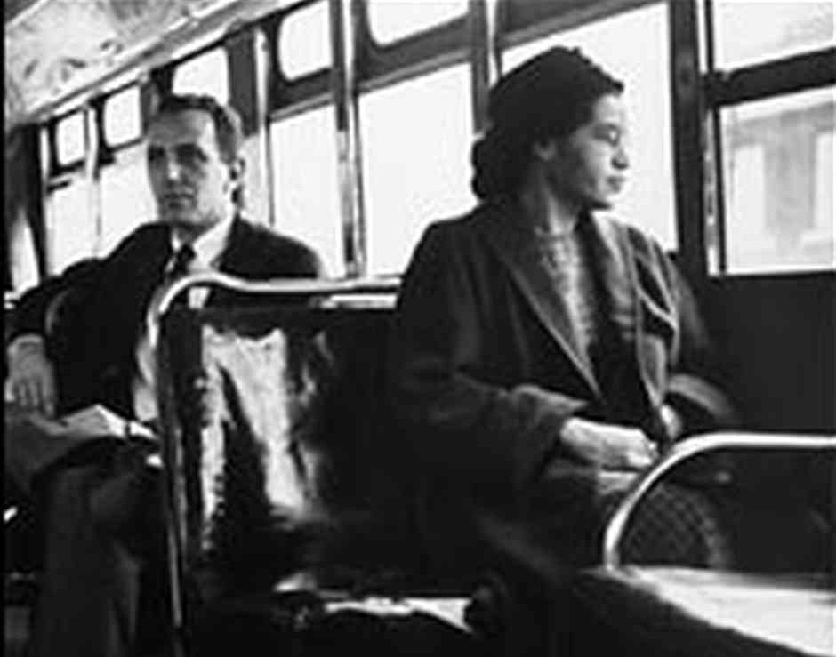 Black History: Rosa Parks Changed the Rules Pictures of the bus rosa parks rode