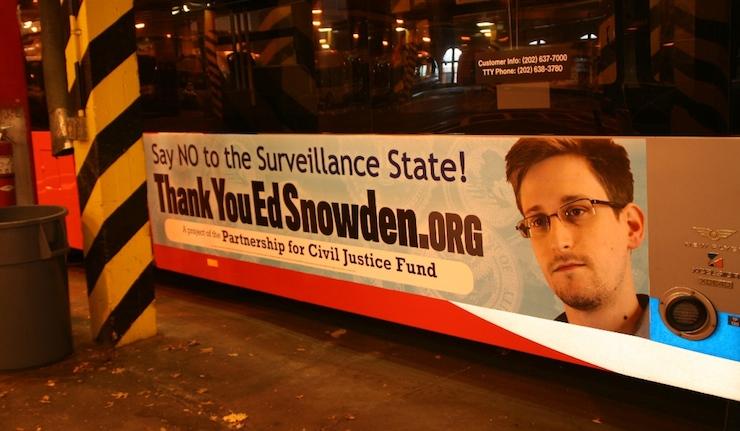 Snowden hero DC bus 4
