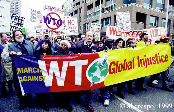 WTO global injustice