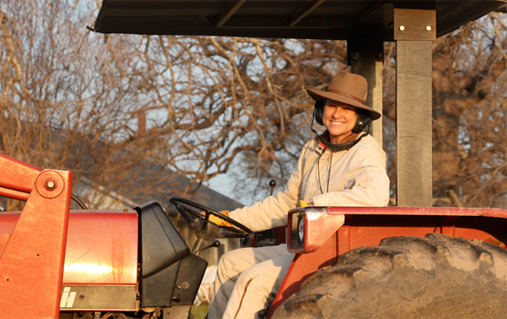 Texas farmer, Julia Trigg-Crawford, challenges KXL Pipeline