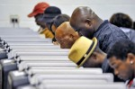 Voting African Americans