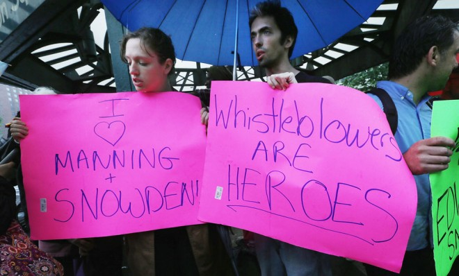 Whistleblowers are heroes