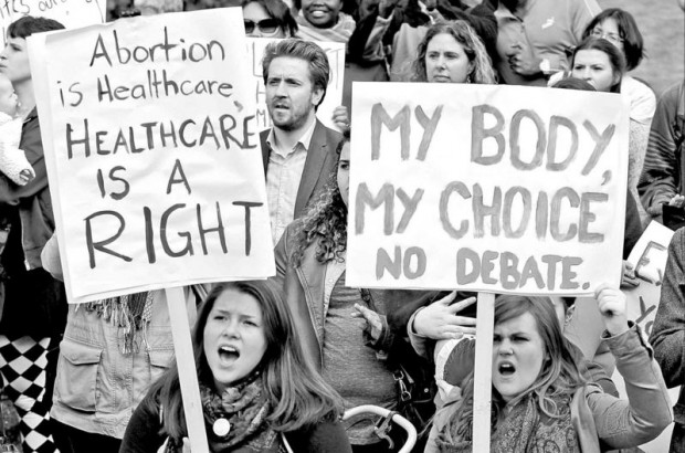 Abortion rights women essay
