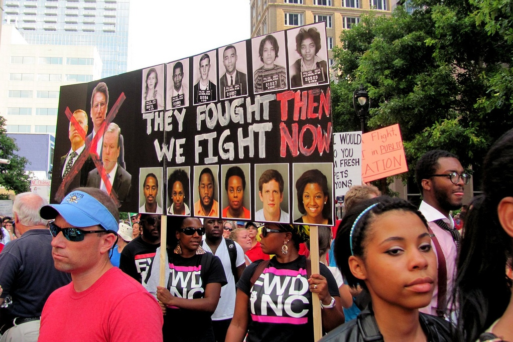 Moral Monday they fought then we fight now