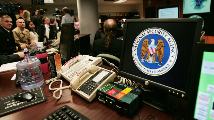 NSA phone line