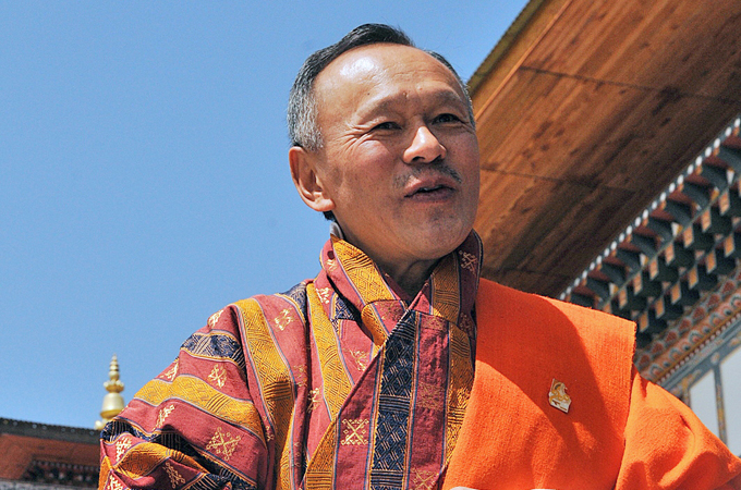 16th SAARC summit in Thimpu, Bhutan
