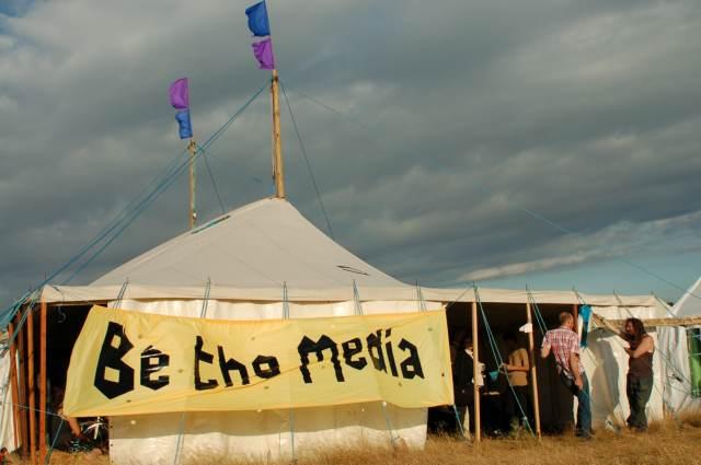 Media Be the Media