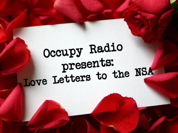 valentines day: love letter to the nsa | popularresistance, Ideas