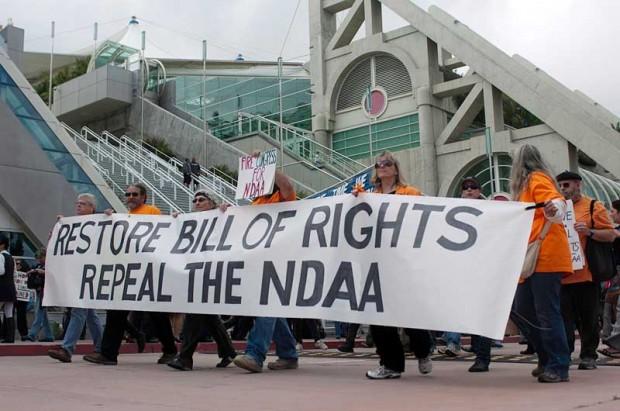 Repeal the NDAA